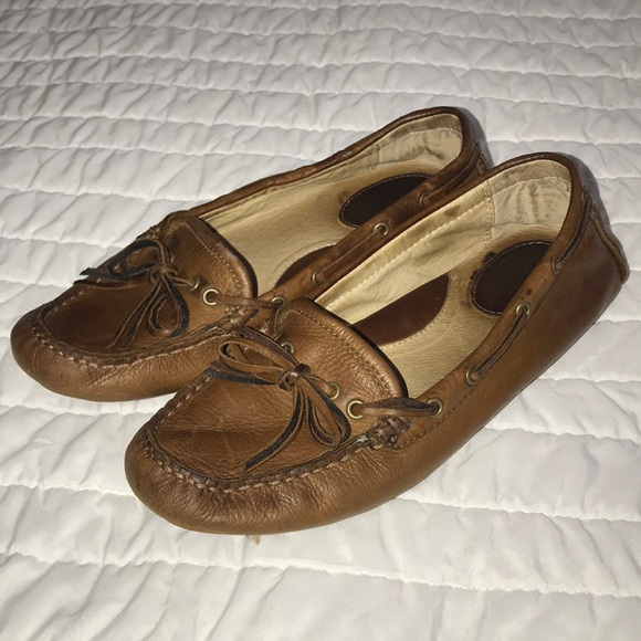 5550313035c Frye Shoes - Frye Reagan Campus Driver loafers sz 7 US